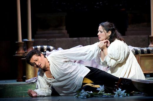 "Опера ""Ромео и Жулиета"", комп. Шарл Гуно"