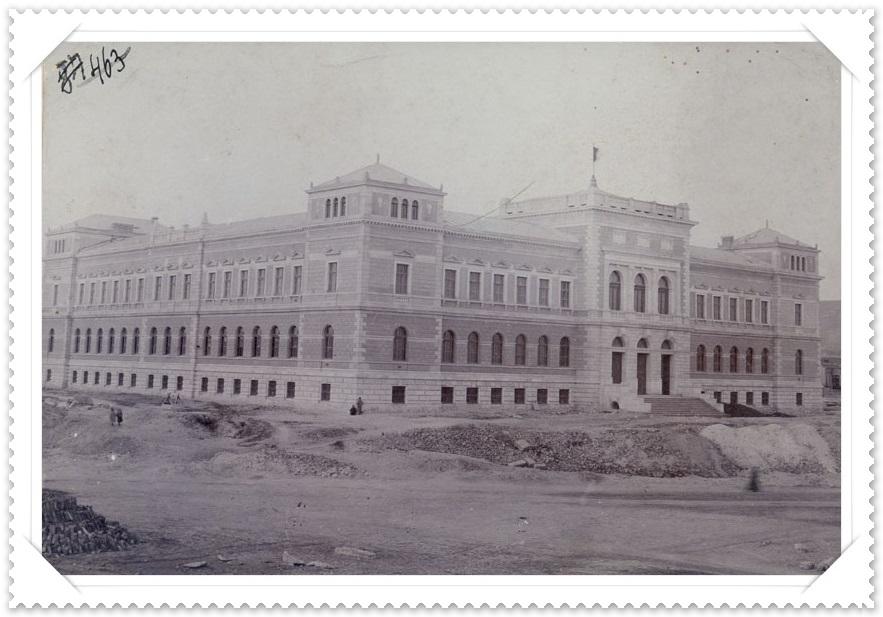 """Държавна девическа гимназия """"Кн. Мария-Луиза"""" 41, 1898 г."""
