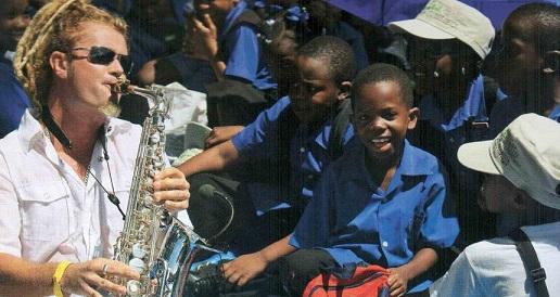 Джаз фестивалът в Сейнт Лусия