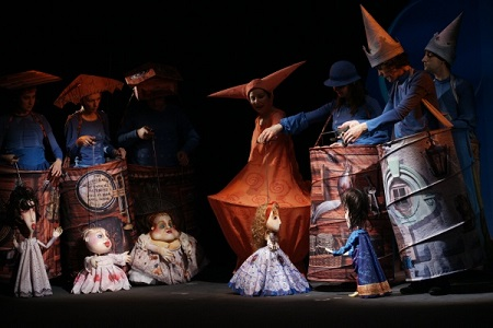 Световен фeстивал на кукленото изкуство