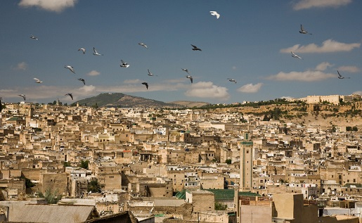 Стария град Фес
