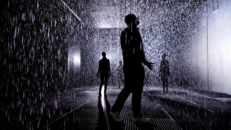 """""""Rain Room"""""""
