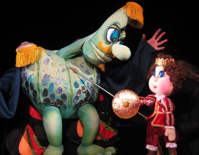 Кукли - великани