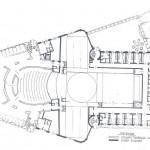 Разпределение на партера след реконструкцията