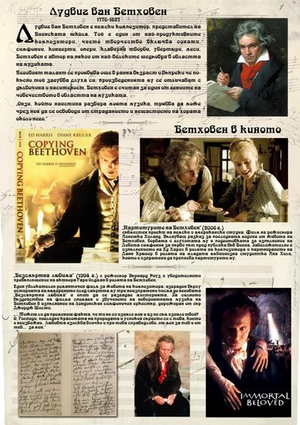 Бетховен в киното