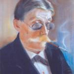 Бащата на художника