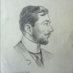 Портрет на Никола Петров