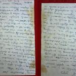 Писмо от художника Атанас Тасев