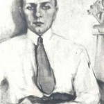 Портрет на Константин Константинов (1927 г.)