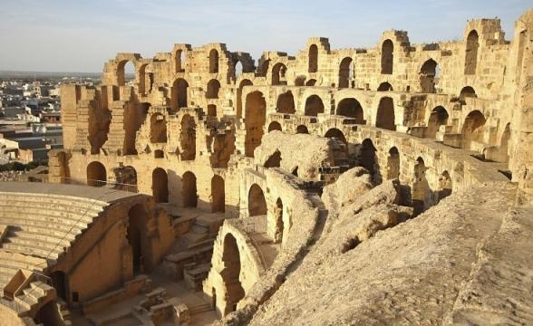Картаген, амфитеатър