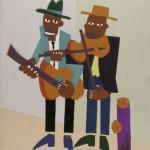 У.Джонсът-Улични музиканти