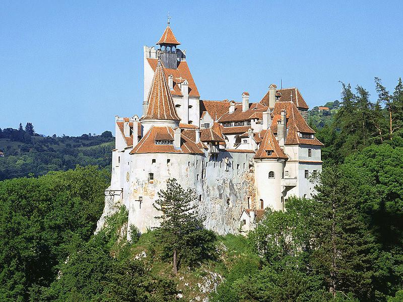"""""""Бран"""" - легендарният замък на Дракула"""