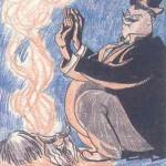 Стамболийски пред огъня, 1919