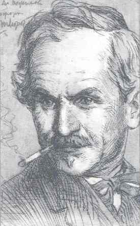 Портрет на А. Божинов от П. Морозов