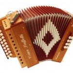 Melodion - вид акордеон