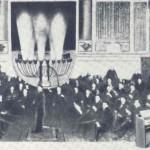 Първото изпълнение на Прометей в Карнеги хол - 20 март 1915 г.