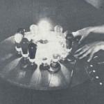 Светлинно-цветови апарат, конструиран от А. Е. Мозер