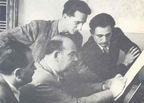 Веселин Стоянов с ученици