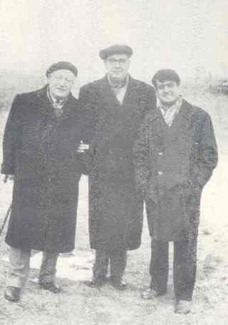 Панчо Владигеров, Веселин Стоянов и Александър Райчев