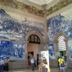 ЖП гарата в Порту