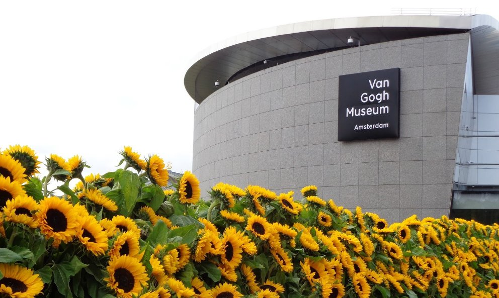Музей Ван Гог в Амстердам