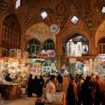 Големият базар в Техеран