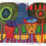 Friedensreich Hundertwasser Paintings 26