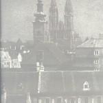 Пейзаж от Виена - 1936