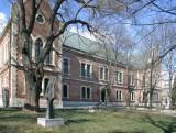 Настоящата сграда на Градска художествена галерия `Борис Георгиев` - Варна