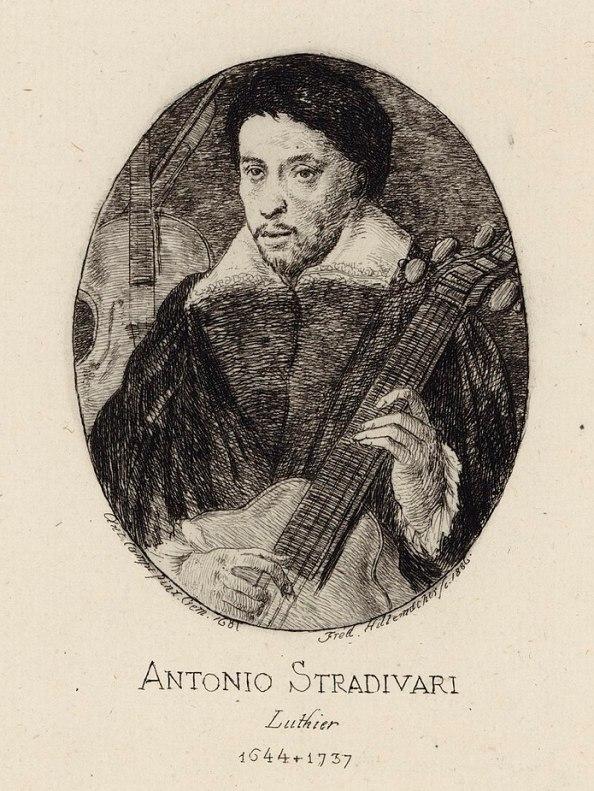 Антонио Стродивари