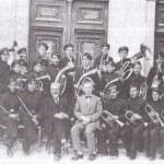 Ученически духов оркестър към Ломска мъжка гимназия