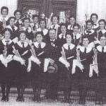 Фанфарен оркестър към Ломска девическа гимназия