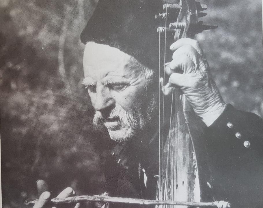 Слепият гъдулар (1940 г.) - Никола Божинов