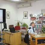 Изкуство в библиотеката с Калоян Илиев - Кокимото