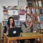 Изкуство в библиотеката с Мария Казакова