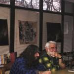 Изкуство в библиотеката с Румен Рашев